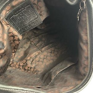 Coach Bags - VTG Coach Ergo Large leather hobo bag G2K-9221